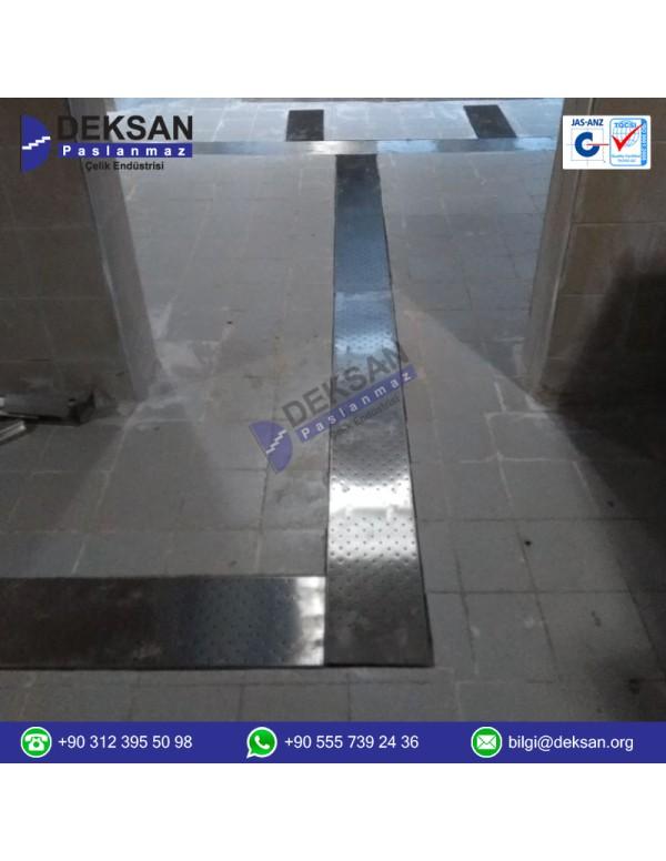 Paslanmaz Çelik Drenaj Kanalı (PDK-200)